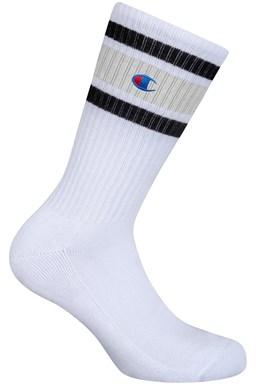 Ponožky CREW SOCKS CHAMPION PREMIUM UNISEX, bílé