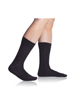 Ponožky Bellinda BE497520 Bambus, šedá 926