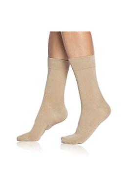 Dámské ponožky Bellinda Bambus Comfort BE496862, béžová 615