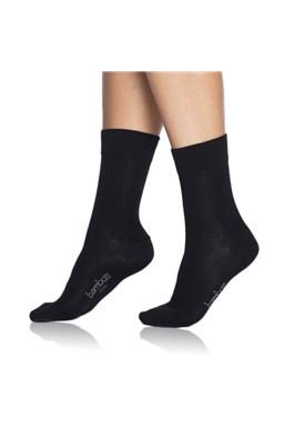Dámské ponožky Bellinda Bambus Comfort BE496862, černá 094