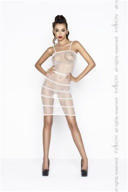 Bodystocking Passion BS033W bílá
