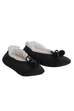 Baleríny NurDie papuče černé