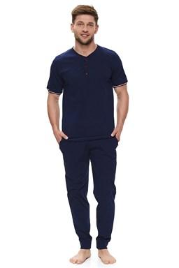 Pyžamo Dn-nightwear PMB.9763 - výprodej