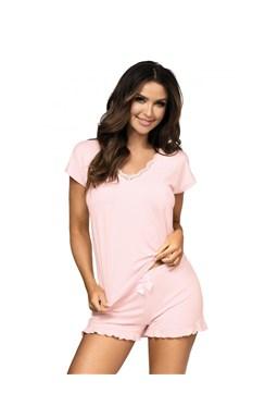 Dámské pyžamo Donna Agnes 1/2 Pink