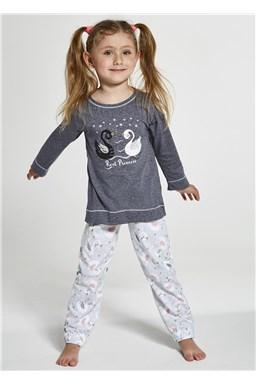 "Dívčí pyžamo Cornette ""SWAN"" Kids 379/131"