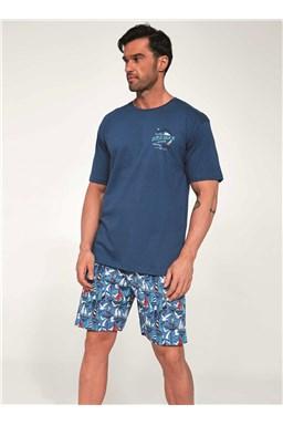 Pánské pyžamo Cornette BLUE DOCK 2  326/104