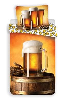 Povlečení fototisk Pivo