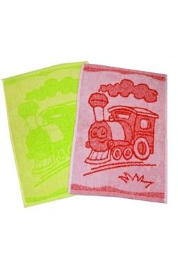 Dětský ručník Train 30x50 cm