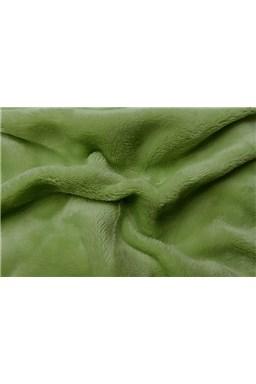 Prostěradlo mikroflanel  kiwi (zelená)