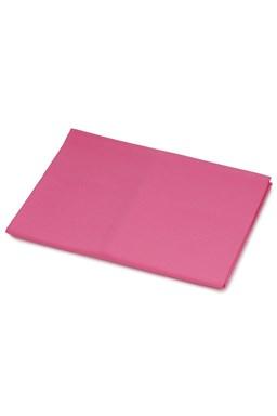 Bavlněná plachta tmavě růžová