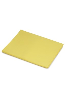 Bavlněná plachta žlutá