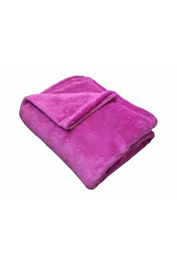 Super soft deka Dadka fialová