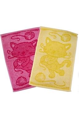 Dětský ručník Cat 30x50 cm