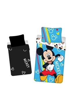 """Povlečení Mickey """"Happy"""" svítící efekt"""