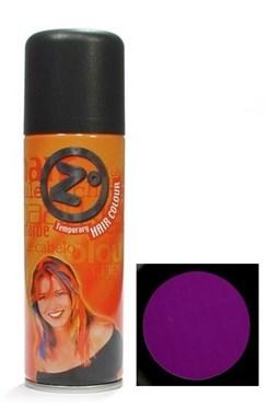 Z GOOD MARK Barva na vlasy ve spreji - Barevný lak na vlasy fialový