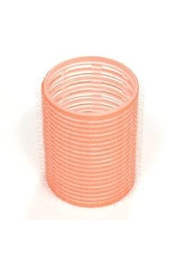 DUKO Natáčky Velcro natáčky na vlasy 44mm růžové 6ks