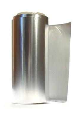 Kadeřnické potřeby Kadeřnický profi alobal na melír - silver - silnější