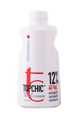 GOLDWELL Topchic Developer Lotion 12% (vol40) - krémový peroxid vodíků 1000ml