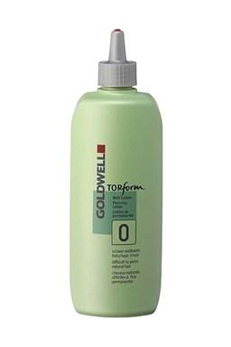 GOLDWELL TopForm 0 - Trvalá ondulace mírně alkalická na silné vlasy 500ml