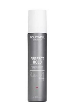 GOLDWELL Perfect Hold Big Finish 300ml - lak na vlasy pro větší objem 300ml
