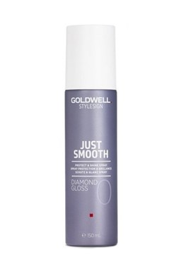 GOLDWELL Just Smooth Diamond Gloss 150ml - sprej pro zářivý lesk vlasů