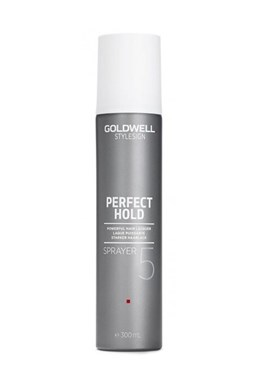 GOLDWELL Perfect Hold Sprayer Hair Lacquer 300ml - silně zpevňující lak na vlasy