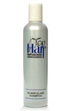 MATUSCHKA Top Hair - Stříbrný šampon proti žlutému nádechu 250ml