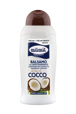 MIL MIL Péče o vlasy Regenerační balzám kokosový 400ml
