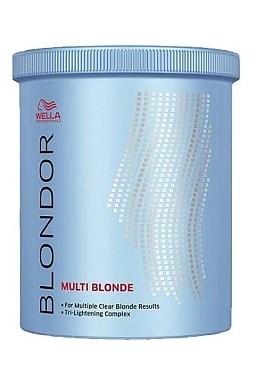 WELLA Blondor Multi Blonde melír 800g - práškový zesvětlovač až o 7tónů