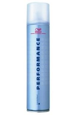 WELLA Performance - Lak na vlasy - silná fixace M  500ml