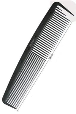DUKO Hřebeny Karbonový hřeben Select 65cbn 194mm