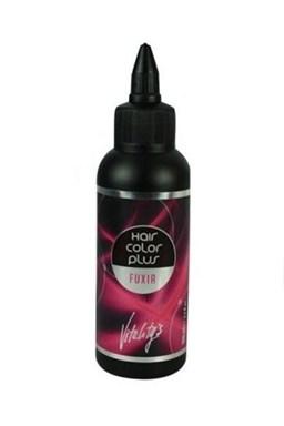 VITALITYS HCP Hair Color Plus gelová barva smývatelná Fuscia 07- růžová fialovočervená