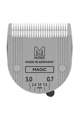 MOSER 1854-7505 Náhradní střihací hlavice 0,7 - 3mm pro 1854 Genio Plus, 1871 Chrom Style a ProCut