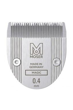 MOSER Stříhací nože Stříhací hlavice pro 1591 ChroMini - Standard 0,5mm