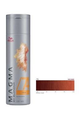 WELLA Professionals Magma By Blondor 120g - Melírovací barva č.74 hnědě červená