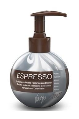 VITALITYS Péče Espresso Barevný tónovací balzám - Platin - platinový 200ml