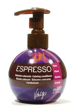 VITALITYS Espresso Barevný tónovací balzám - Violet - fialový 200ml
