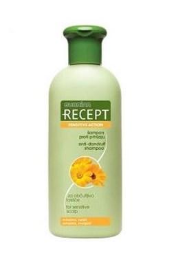 SUBRINA Recept Šampon proti lupům na citlivou pokožku hlavy 400ml