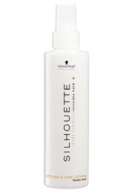 SCHWARZKOPF Silhouette Styling Care Lotion Flexible Hold - pro objem a péči 200ml