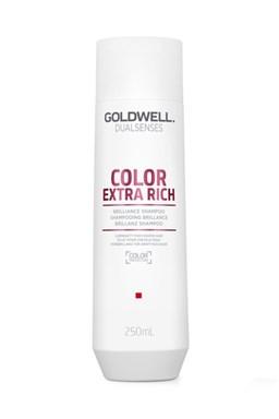 GOLDWELL Dualsenses Color Extra Rich Shampoo 250ml - šampon pro barvené vlasy