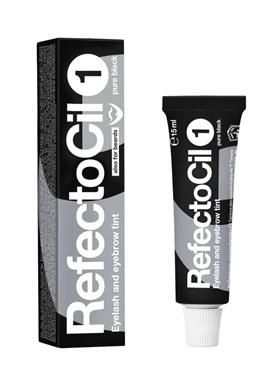 REFECTOCIL Profesionální barva na obočí a řasy - Černá č.1