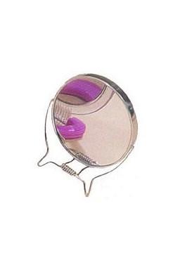 DUKO Kosmetika Zvětšovací kosmetické zrcátko na postavení - oboustranné