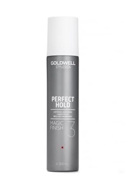 GOLDWELL Perfect Hold Magic Finish Hairspray 300ml - středně tužící spray lak s leskem