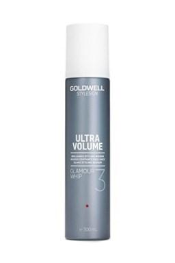 GOLDWELL Ultra Volume Glamour Whip 300ml - pěnové tužidlo s leskem pro objem vlasů