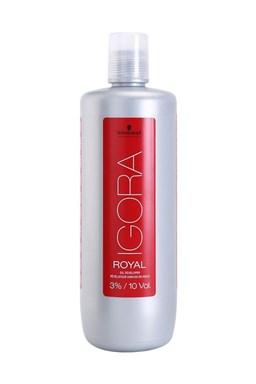 SCHWARZKOPF Igora Royal Oil Developer 3% (vol 10) - emulzní peroxid vodíků 1000ml