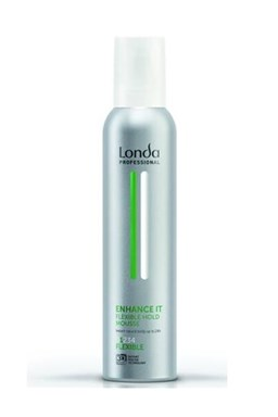 LONDA Professional Enhance It Volume Mousse 250ml - flexi pěnové tužidlo pro objem vlasů