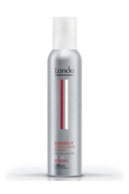 LONDA Professional Expand It Volume Mousse Strong 250ml - pěnové tužidlo pro objem vlasů