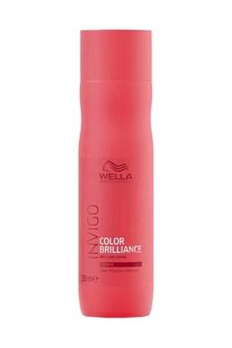 WELLA Care3 Brilliance Color Shampoo Thick šampon pro silné barvené vlasy 250ml