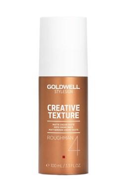 GOLDWELL Texture Roughman 100ml - krémová pasta pro vytváření matných účesů