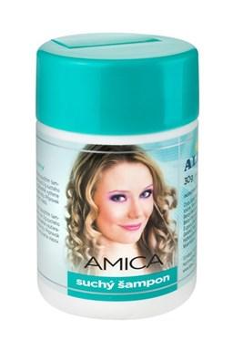 ALPA Amica Suchý odmaštující šampon na mastné vlasy 30g